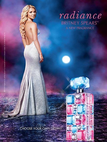BRITNEY SPEARS: RADIANCE