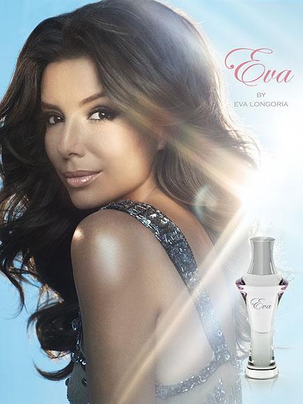 EVA LONGORIA: EVA BY EVA LONGORIA Eva Longoria'nın çıkışını Twitter'dan duyurduğu parfümü menekşe, yasemin ve kehribar kokularından oluşan seksi bir parfüm.