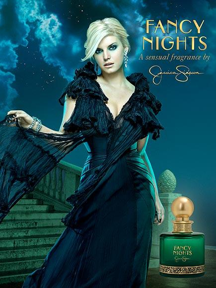 JESSICA SIMPSON: FANCY NIGHTS