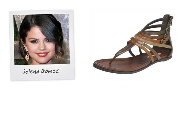 Ünlü: Selena Gomez - Marka: Dream Out Loud Bu Selena Gomez Neden Sevdik?: Tasarımı çok şık ve her türlü kıyafetinizle kullanabilirsiniz. Üstelik çok rahat ve enerjik.