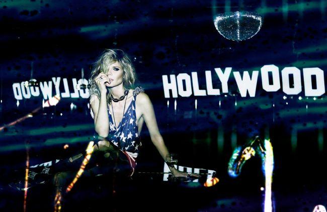 Heidi Klum'un üstsüz tatili - 6