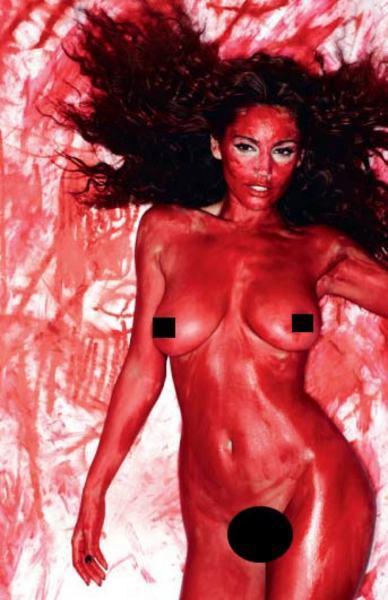 Kelly Brook'tan bikini şov.. - 13