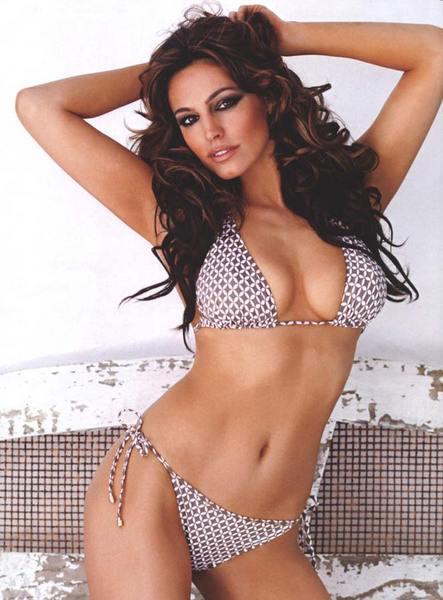 Kelly Brook'tan bikini şov.. - 36