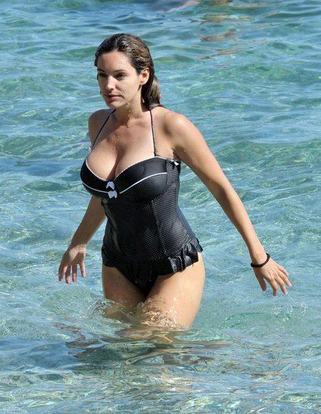Kelly Brook'tan bikini şov.. - 109