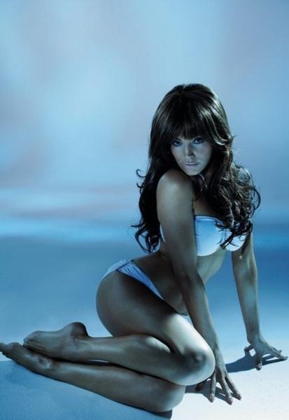 Kelly Brook'tan bikini şov.. - 110