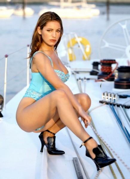 Kelly Brook'tan bikini şov.. - 168