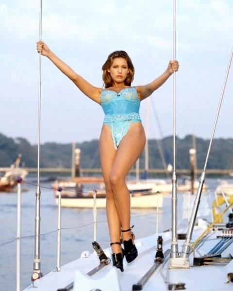 Kelly Brook'tan bikini şov.. - 169