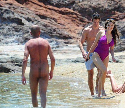 Kelly Brook'tan bikini şov.. - 223
