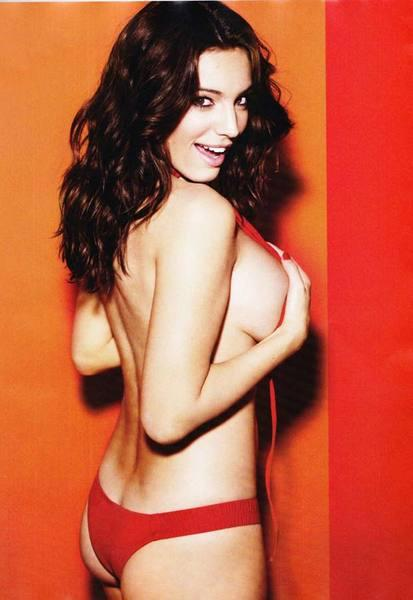 Kelly Brook'tan bikini şov.. - 234