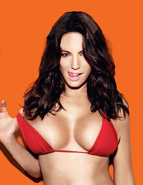 Kelly Brook'tan bikini şov.. - 236