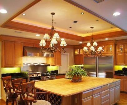 Malikanenin mutfağı ise normal büyüklükte bir evin salonu olacak boyutta.