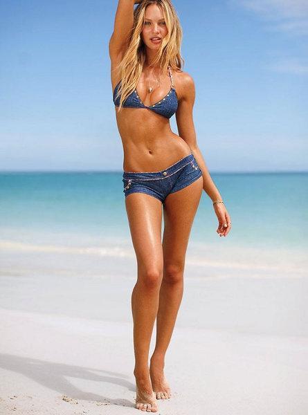 Candice Swanepoel'den seksi fotoğraflar.. - 134