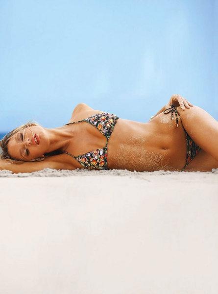 Candice Swanepoel'den seksi fotoğraflar.. - 137