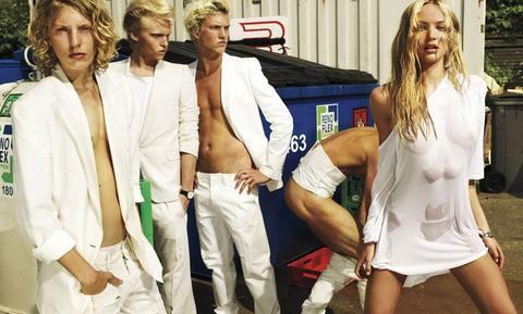 Candice Swanepoel'den seksi fotoğraflar.. - 145