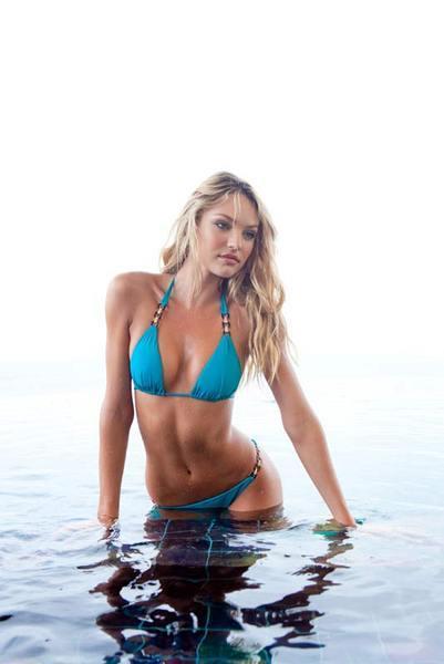 Candice Swanepoel'den seksi fotoğraflar.. - 150