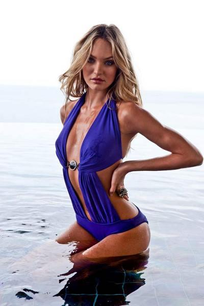 Candice Swanepoel'den seksi fotoğraflar.. - 156