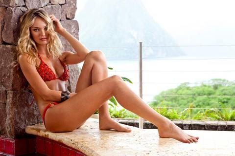Candice Swanepoel'den seksi fotoğraflar.. - 204