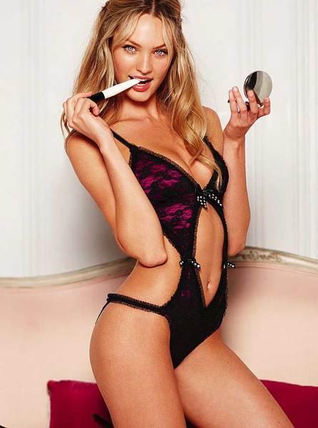 Candice Swanepoel'den seksi fotoğraflar.. - 275