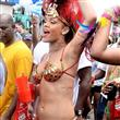 Rihanna fena dağıttı - 25