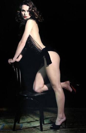 7. Keira Knightley