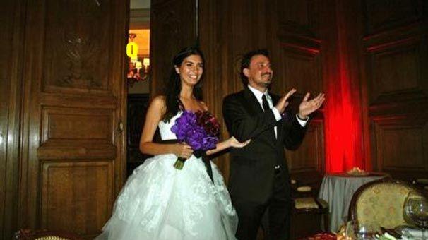 Geçtiğimiz cuma günü Paris'te evlenen Tuba Büyüküstün ile Onur Saylak'ın fotoğrafları ortaya çıktı.