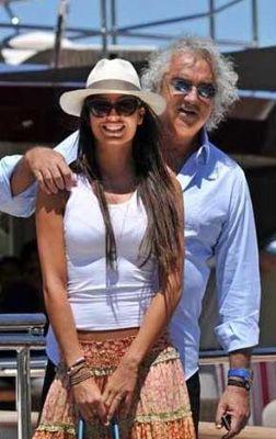 Formula 1'in patronu Flavio Baritore de hızlı çapkınlardan.