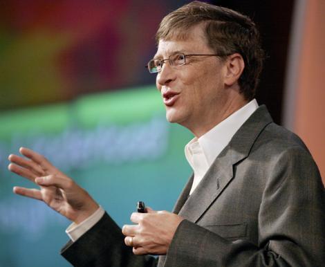 BILL GATES  53 milyar Dolar serveti olan Bill Gates de yat sahibi ünlülerden.
