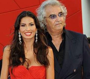 FLAVIO BRIATORE   Formula 1 Renault takımının yöneticisi ve ünlü manken Heidi Klum'un eski sevgilisi Flavio Briatore'nin yatı.
