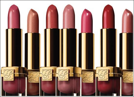 Estée Lauder Pure Color Crystal Shimmering Lipstick Twinkling Ruby