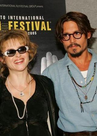 Johnny Depp ve Helena Bonham Carter