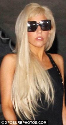 Yıllar sora Lady Gaga