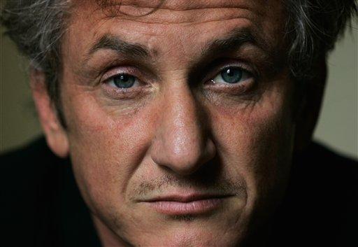 Sean Penn bugün dünyaca ünlü bir oyuncu