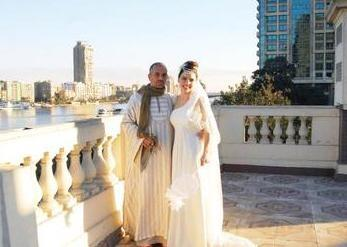 Nil Karaibrahimgil ile Serdar Erener Mısır'da evlendi.