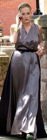 Sharon Stone'den seksi kareler.. - 5