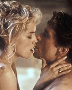 Sharon Stone'den seksi kareler.. - 9