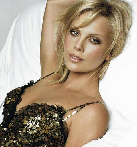 96. Charlize Theron