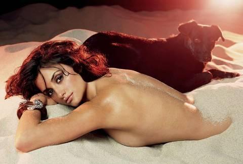 77. Penelope Cruz