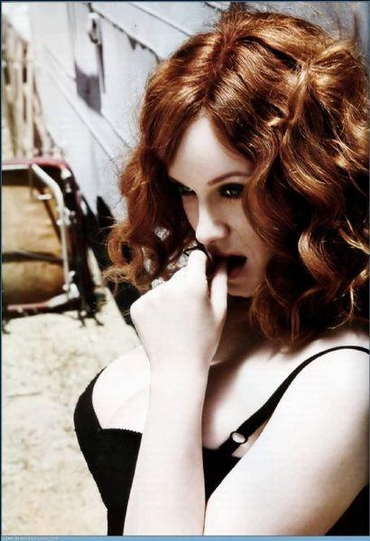 75. Christina Hendricks