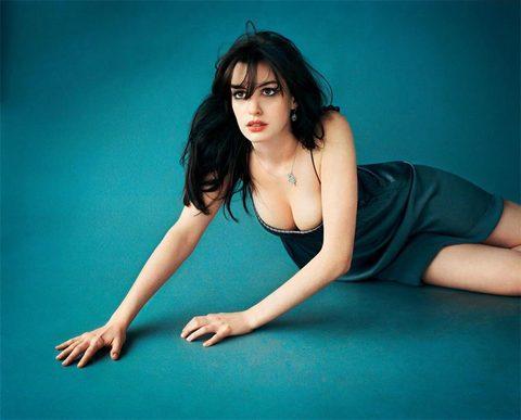 68. Anne Hathaway