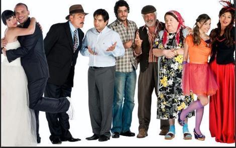 İSTANBUL'UN ALTINLARI  Yeni sezonun komedi dizizilerinden olan İstanbul'un altınları Atv ekranlarında izleyici ile buluşuyor.