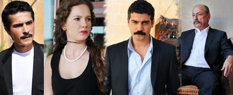 FİRAR  İsmail Hacıoğlu, Caner Cindoruk, Ece Çeşmioğlu ve Engin Şenkan'ın başrollerini üstlendiği dizinin fan sayısı bin 793.