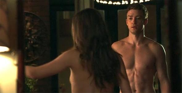 Mila Kunis, His Friends With Benefits filminde başrolü paylaştığı Justin Timberlake'in sevişme sahnesinin perde arkasını açıkladı.