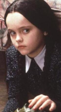 Deniz Kızları, Adams Ailesi gibi yapımlarda rol alan Ricci bugün artık 30'lu yaşında...