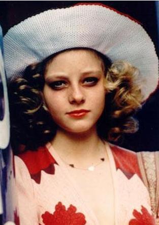Taksi Şoförü filminde canlandırdığı küçük hayat kadını rolüyle sinema tarihinin unutulmazları arasına girdi..