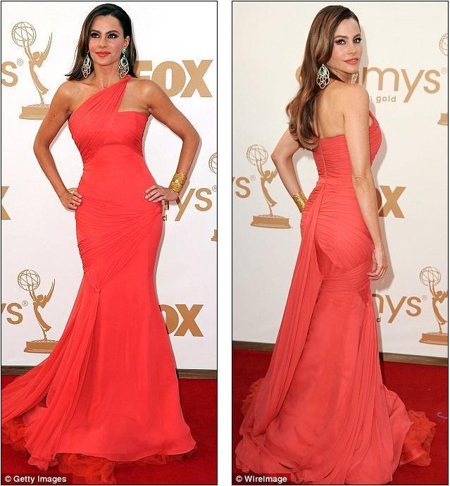 Emmy Ödül Töreni'nden şık ve eğlenceli kareler - 6
