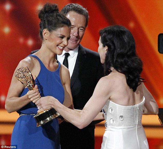 Emmy Ödül Töreni'nden şık ve eğlenceli kareler - 22