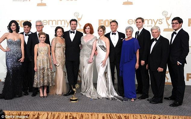 Emmy Ödül Töreni'nden şık ve eğlenceli kareler - 18