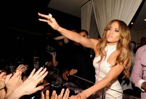 Jennifer Lopez Las Vegas'ı salladı - 28