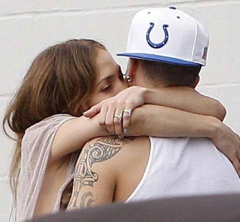 Jennifer Lopez Las Vegas'ı salladı - 6