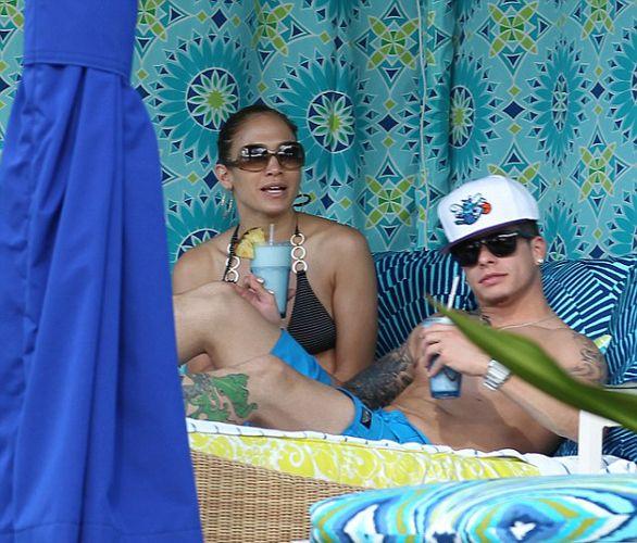 Jennifer Lopez Las Vegas'ı salladı - 12